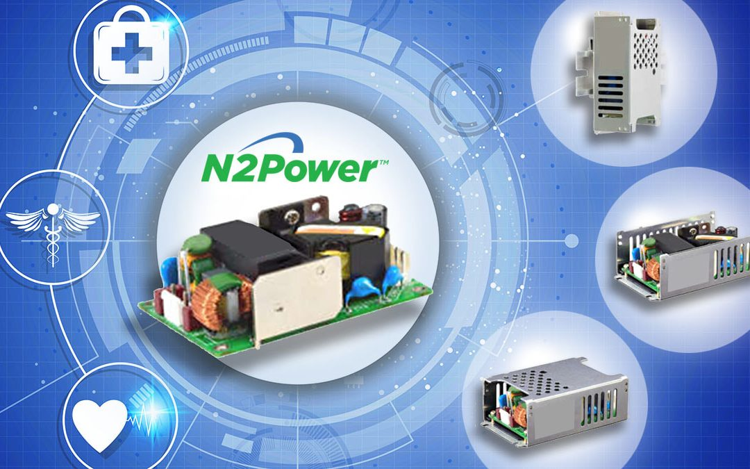 N2Power Expands Range of Medical-Grade Power Supplies