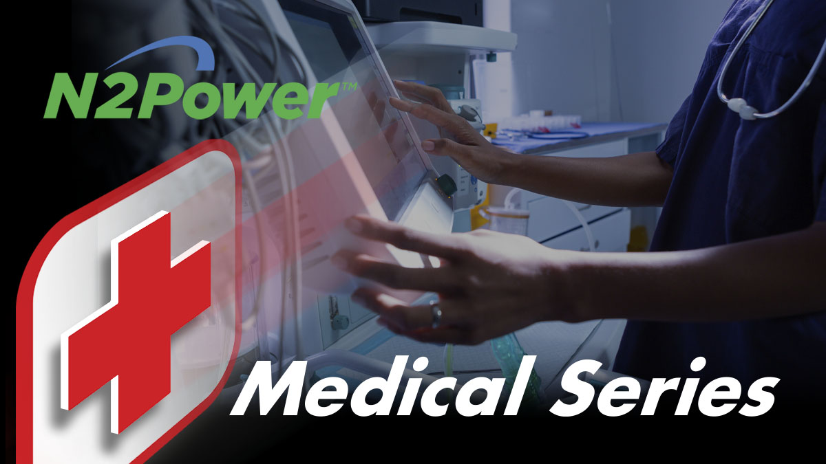 Medical Power Supply Series